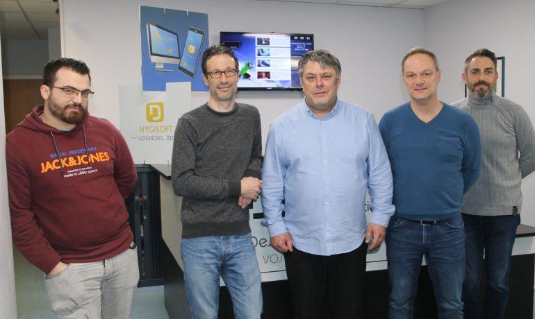 4 nouveaux formateurs Hygisoft